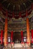 Pekin świątynia Niebiańska świątynia niebo Obraz Royalty Free