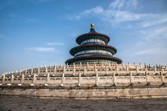 Pekin świątynia Niebiańska świątynia niebo Zdjęcia Royalty Free