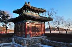 Pekin Beihai Parkï ¼ Chiny Ogród Zdjęcie Stock
