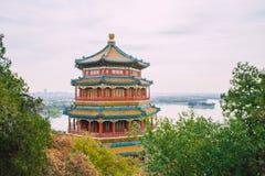 Pekin, China, opinião da rua imagem de stock royalty free