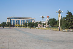Pekin, China, opinião da rua fotos de stock royalty free
