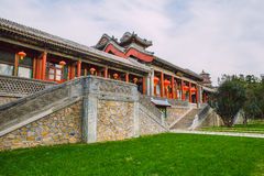 Pekin, China, opinião da rua foto de stock