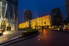 Pekin handlowowie hotelowi Zdjęcia Stock
