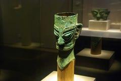 Pekin, kapitał Chiny, muzeum narodowe Fotografia Royalty Free
