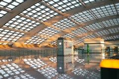 Pekin kapitału lotnisko Fotografia Stock