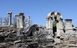 Pekin lata Stary pałac Zdjęcia Stock