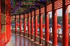 Pekin Lato Pałac, Chiny Obrazy Royalty Free
