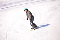 Pekin ludu narciarstwo Fotografia Stock