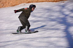 Pekin ludu narciarstwo Fotografia Royalty Free