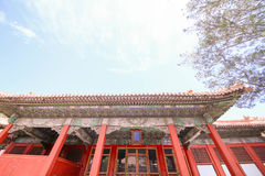 Pekin miasta park obrazy royalty free