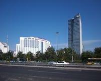 Pekin Miastowy, Chiny Obrazy Royalty Free