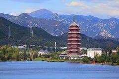 Pekin Miastowy, Chiny Obrazy Stock