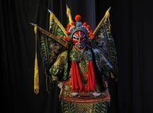 Pekin opera: Chu Han spór obrazy stock