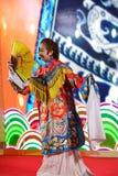 Pekin opery lokalni występy Zdjęcia Stock
