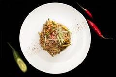 Pekin salad Stock Images