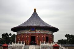 Pekin Tiantan Parkowa Antyczna architektura zdjęcia stock