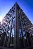 Pekin uniwersytet aeronautyka i astronautyka nowy budynek zdjęcia stock