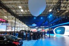 Peking, 20 April, 2014, Hyundai-Motor in 13 Stock Afbeelding