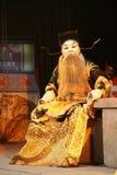 Peking de opera toont Royalty-vrije Stock Fotografie