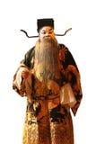 Peking de opera toont Royalty-vrije Stock Foto's