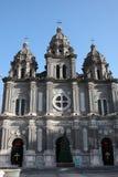 Peking die Katholieke kerk wangfujing Royalty-vrije Stock Afbeelding
