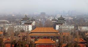 Peking, die verbotene Stadt Lizenzfreie Stockfotos
