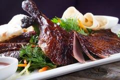 Peking duck dish Stock Photos