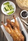 Peking-Ente Lizenzfreies Stockfoto