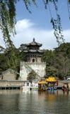 peking för beijing porslinslott sommar Royaltyfri Bild