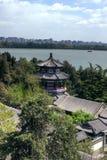 peking för beijing porslinslott sommar Fotografering för Bildbyråer