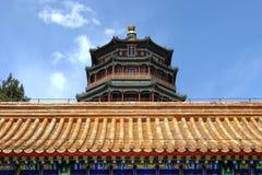 peking för beijing porslinslott sommar Royaltyfria Foton