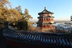 Peking för sommarslott Royaltyfri Bild