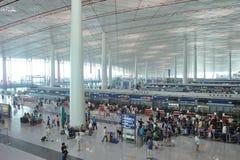 Peking-Flughafen lizenzfreie stockfotografie