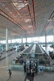 Peking-Flughafen stockfotos