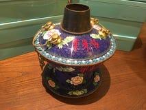 Peking hotpot royalty-vrije stock foto
