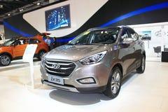 Peking Hyundai ix35 Royalty-vrije Stock Afbeelding