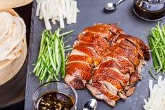 Peking kaczka Zdjęcia Stock