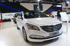 Peking mistar Hyundai Royalty-vrije Stock Foto's
