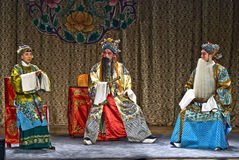 Peking-Oper Stockfoto