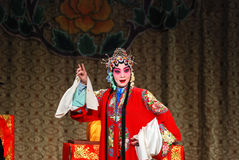 Peking-Oper Stockfotos
