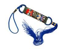 Peking opera mask accessories Stock Photo
