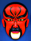 Peking opera mask Royalty Free Stock Photography