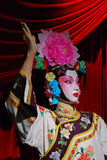 Peking opera puppet Royalty Free Stock Photo