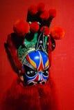 Peking opera puppet Stock Image