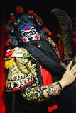 Peking opera puppet Stock Images