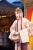 Peking Opera singer Royalty Free Stock Images
