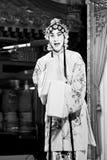 Peking Opera singer Stock Photography