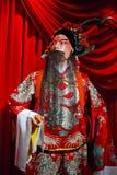 Peking-Operenmarionette Lizenzfreie Stockfotos