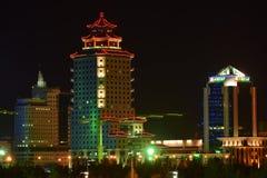 Peking Palace tower in Astana / Kazakhstan Stock Image