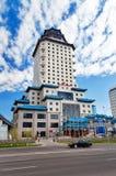 Peking-Palast Soluxe-Hotel Astana Lizenzfreies Stockbild